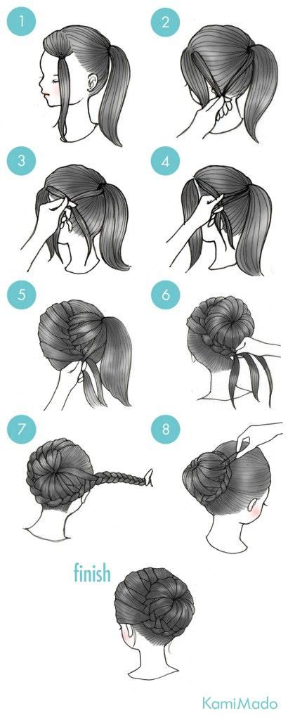how to do a bun at the base of the neck 87 best dance hairstyles images on pinterest braids