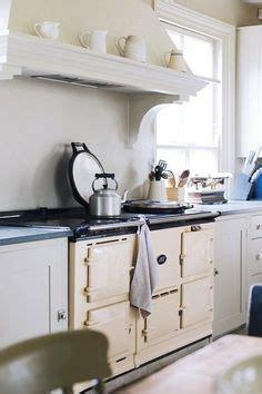 plain english kitchen designs uk sprk all things cream aga range cooker and a mantel style range hood