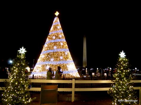 pic   week december    national christmas tree washington dc
