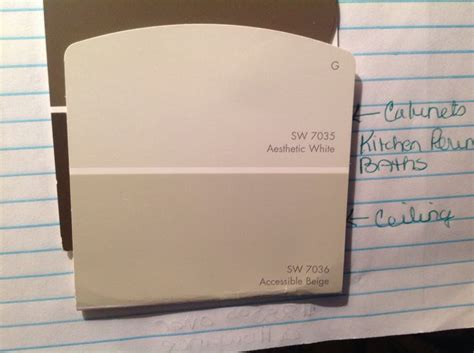 sherwin williams aesthetic white 37 best images about cores de parede on house