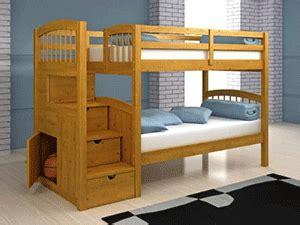 Childrens Bunk Beds Canada Bedrooms Furniture Practical Solid Design For