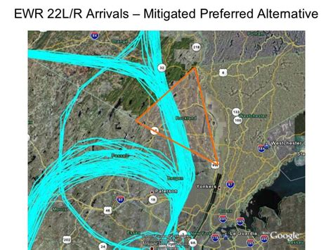 jersey path pattern our airspace areas impacted by faa airspace redesign