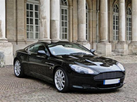 Black Aston Martin Db9 by Aston Martin Db9 Black Hd Wallpaper Wide Screen