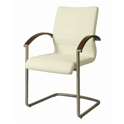 Pastel Dining Chairs Pastel Furniture Akasha Arm Dining Chair In Ivory Walnut Veneer Qlak1172197869