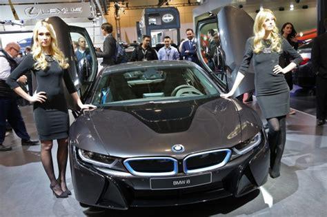 models show  hottest cars  cias ctv news