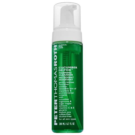 Roth Cucumber Detox Foaming Cleanser by 17 Best Images About On