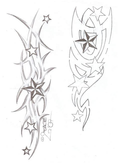tribal tattoo flash art tattooflash tribal by 2face on deviantart