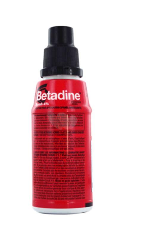 Betadine Sol 5ml happy pharmacie