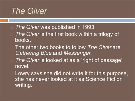 themes in book the giver the giver