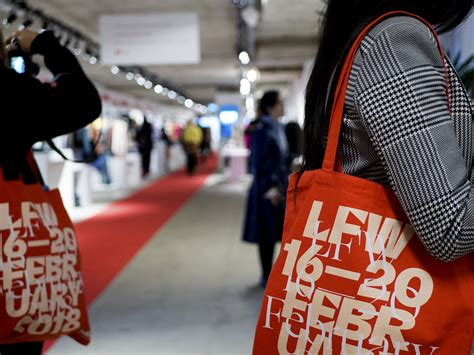 Fashion News Weekly Up Bag Bliss 12 by New Graphic Identity For Fashion Week By Pentagram