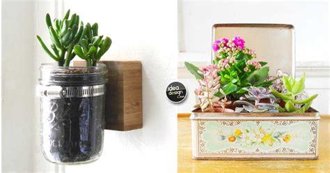 creare una creare una fioriera originale riciclando 18 idee