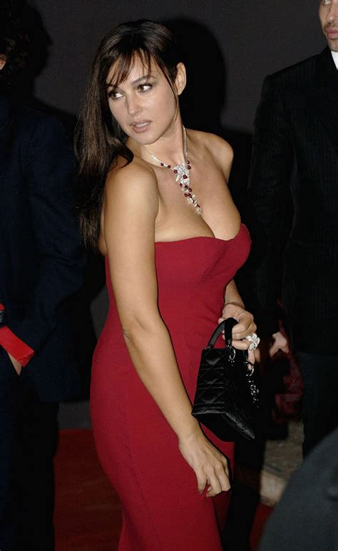 monica bellucci today monica bellucci sexy as ever turns 50 today