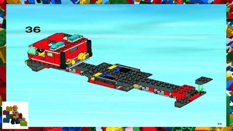 fireboat book video lego instructions city fire 7213 off road fire