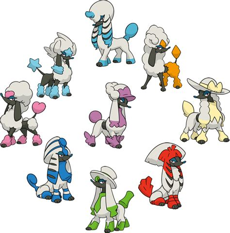 hairstyles xy furfrou trims the pok 233 community forums