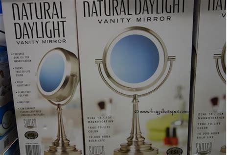 Costco Vanity Mirror by Costco Sale Sunter Daylight Vanity Makeup Mirror