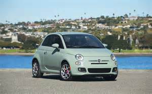 Fiat 500 Sports 2012 Fiat 500 Sport Front Three Quarters Photo 9