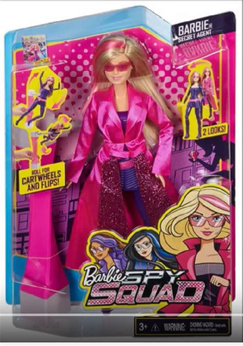 film barbie agent secret mummy of 3 diaries barbie spy squad secret agent doll review
