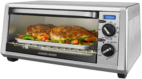 Which Toaster Oven To Buy Black Decker 4 Slice Toaster Oven Only 19 99 Reg 49
