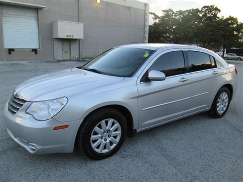 2007 chrysler sebring touring reviews 2007 chrysler sebring pictures cargurus