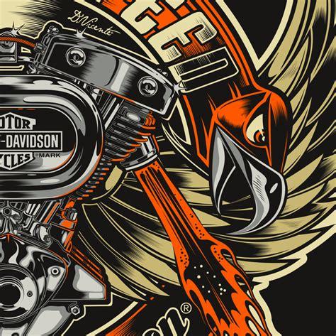 T Shirt Motor Harley Davidson 03 dvicente portfolio harley davidson usa