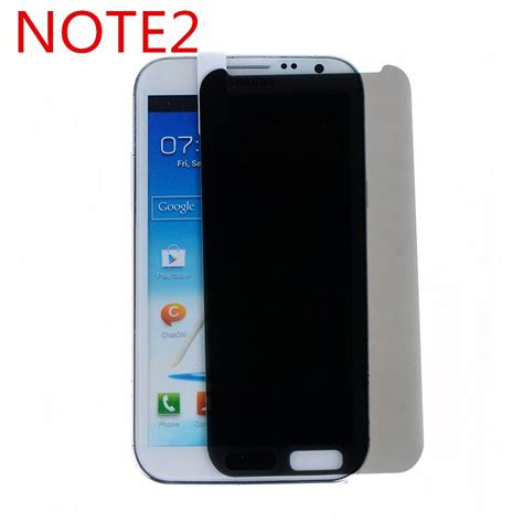 peep proof screen protector film  tempered glass