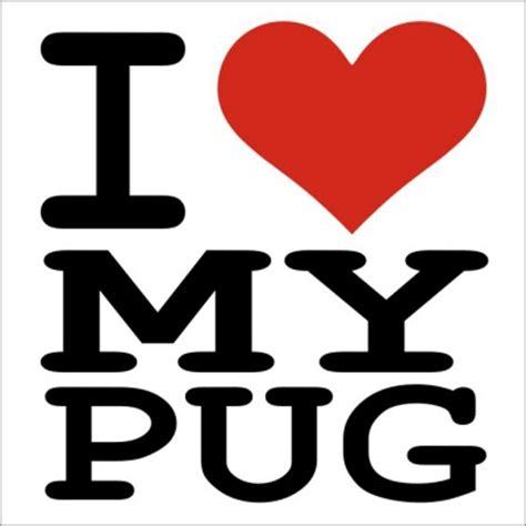 i my pug i my pug t shirt