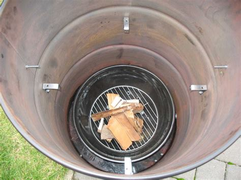 Uds Smoker Zuluft by Drum Smoker
