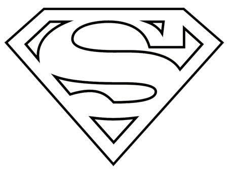 superman template best 25 clipart black and white ideas that you will like