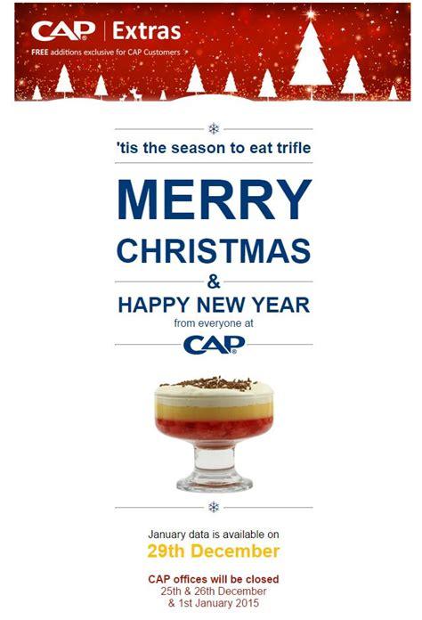 merry christmas happy new year cap hpi