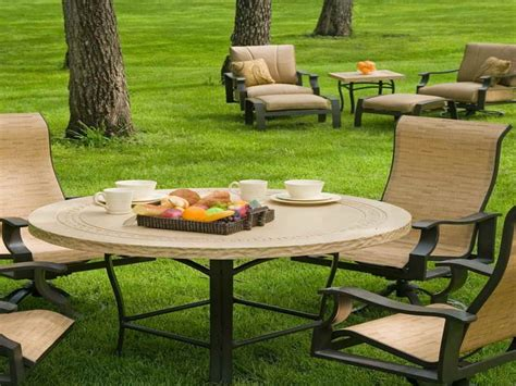 Living Home Outdoors Patio Furniture How To Opt Your Outdoor Living Space With Best Patio Furniture Brands Homesfeed