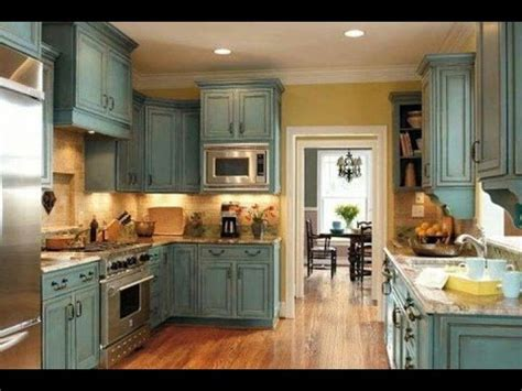 chalk paint kitchen cabinets before and after chalk paint kitchen cabinets duck egg youtube