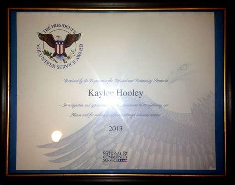 presidents volunteer service award corporation for national and presidents volunteer service award corporation for