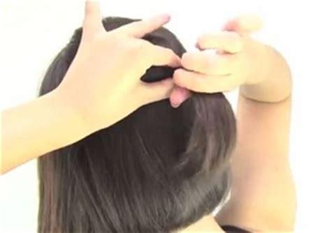 tutorial jedai untuk rambut pendek tutorial rambut wanita gaya simple untuk rambut pendek