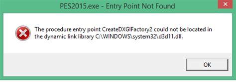 ccleaner entry point not found cara mengatasi pes 2015 yang error dan tidak jalan patch
