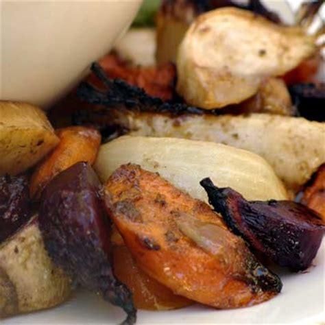 roasted root vegetables ina ina paarman balsamic roasted root vegetables