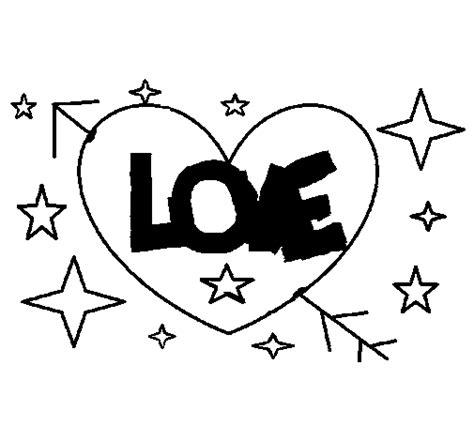 imagenes de i love you para facebook dibujo de love para colorear dibujos net