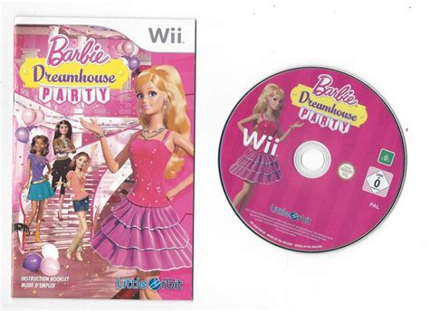 barbie dream house party barbie dreamhouse party for nintendo wii passion for games webshop passion for games