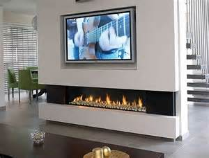 Gas fireplace ideas with tv above home design ideas