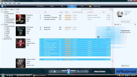 tutorial youtube music download pc tutorial how to burn music onto a cd youtube
