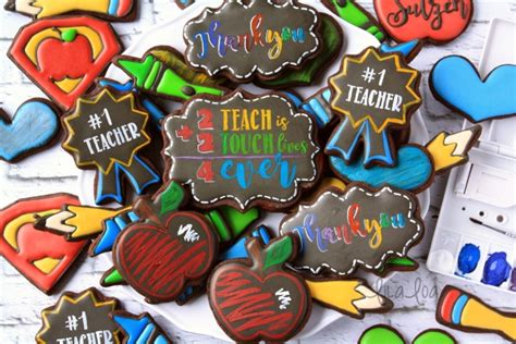 colored cookies how to make colored chalkboard cookies lilaloa how to