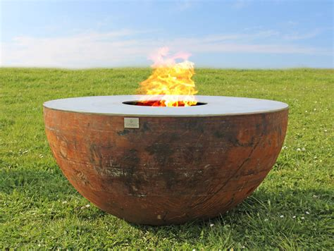 feuerschale 1m grillring hosea himmelgr 252 n buck