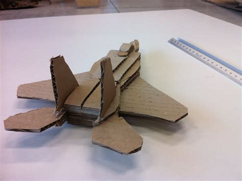 Mainan Anak Fighter Costume cardboard jets open sauce project
