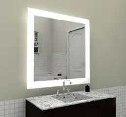 Nuria lighted mirror cordova mirrors