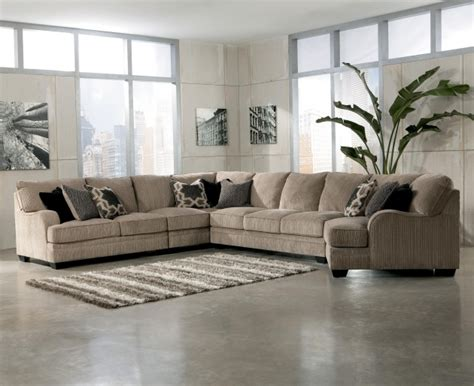 5 piece sectional sofa with chaise 5 piece sectional sofa with chaise design ashley katisha