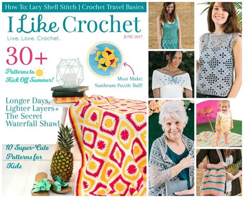 7 Of My Favorite Magazines by My Favorite Crochet Magazines Moogly