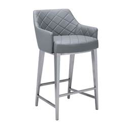 gray colored stool counter stool grey buy faux leather counter stools
