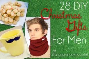 diy christmas gifts for men
