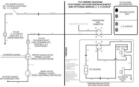 1984 700r4 lockup wiring diagram wiring diagram with