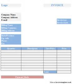Free Simple Invoice Template Word by Simple Invoice Template Free Simple Invoice Template