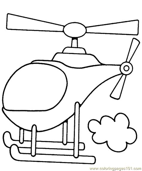 preschool coloring pages transportation helicopter coloring pages coloring pages helicopter